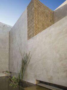 La apariencia del Chukum en muros y fachadas