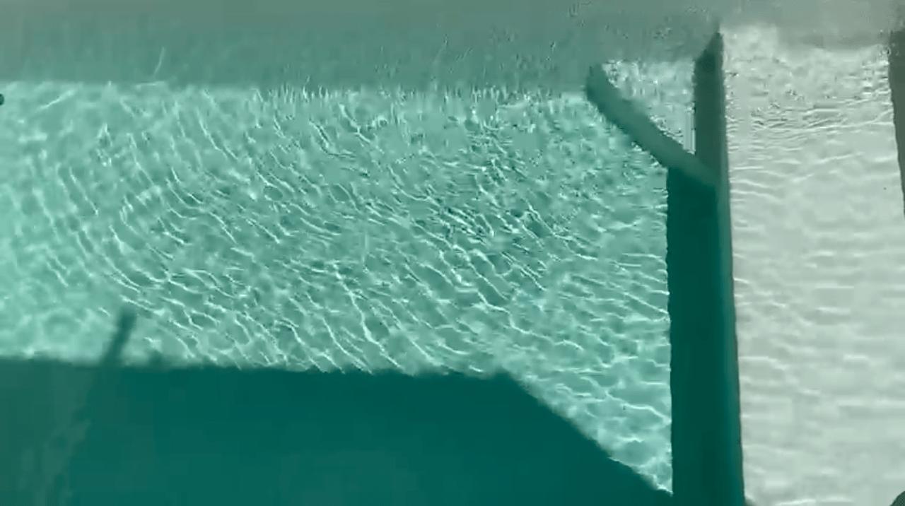 Los tonos azules y aquas del Chukum